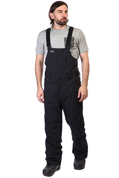 Штаны сноубордические Q6PM05-BIF9 Black
