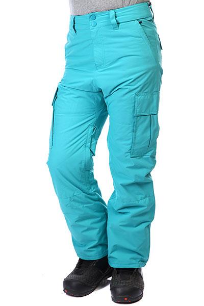 Штаны сноубордические Q6PM10-BIF9 Aqua