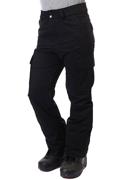 Штаны сноубордические Q6PM10-BIF9 Black