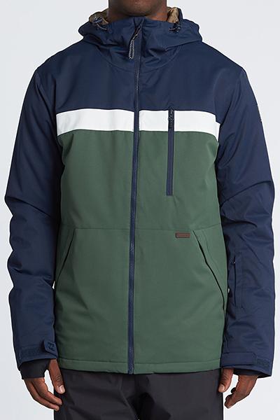 Куртки для сноуборда Q6JM14-BIF9 Forest