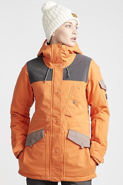 Куртка утепленная Q6JF10-BIF9 Orange