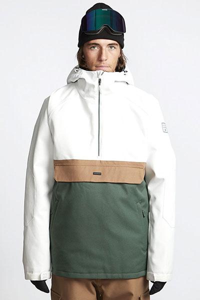 Анорак сноубордический Q6JM15-BIF9 Forest