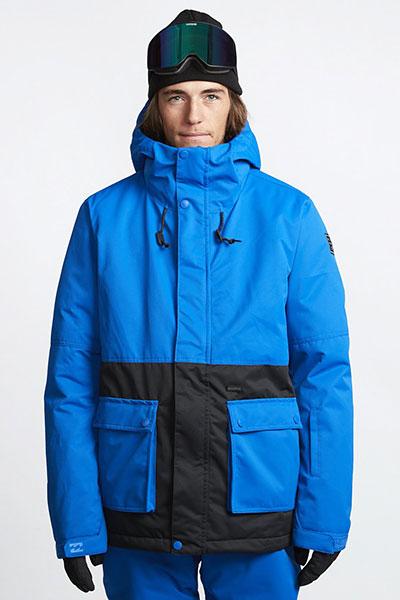 Куртка сноубордическая Q6JM04-BIF9 Royal