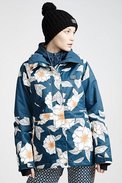 Куртка сноубордическая Q6JF03-BIF9 Eclipse