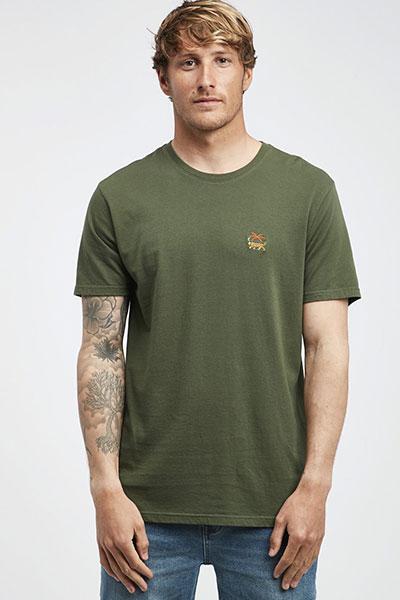 Футболки Q1SS24-BIF9 Dark Military