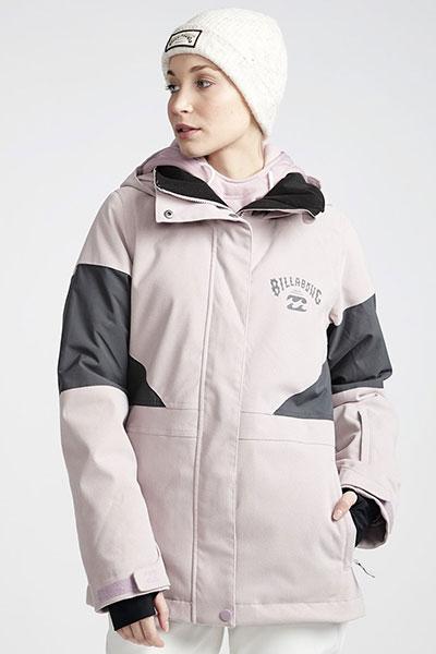 Куртка утепленная Q6JF03-BIF9 Mauve