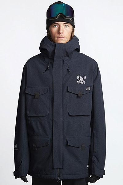 Куртка сноубордическая Q6JM16-BIF9 Black