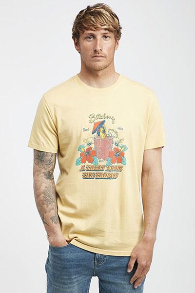 Футболка Q1SS28-BIF9 Mellow Yellow