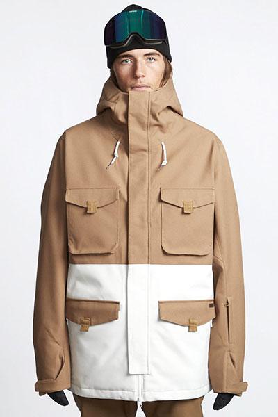 Куртка утепленная Q6JM16-BIF9 Ermine
