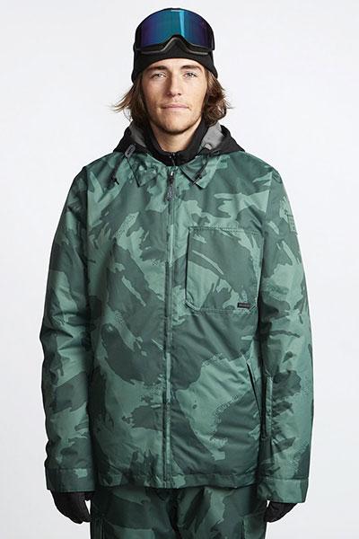 Куртка сноубордическая Q6JM02-BIF9 Camo