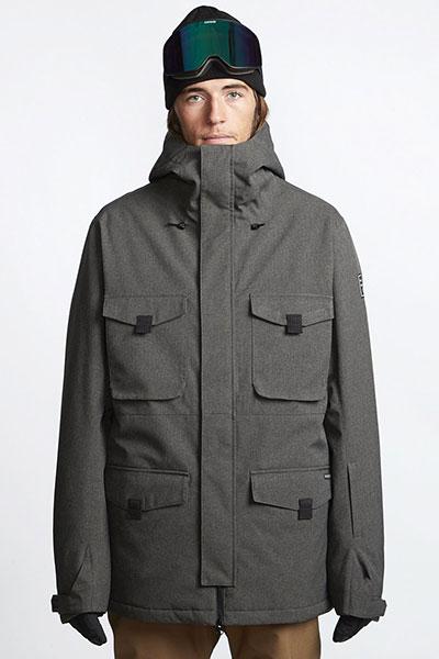 Куртка утепленная Q6JM16-BIF9 Heather