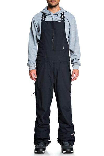 Мужские сноубордические штаны с подтяжками Nomad