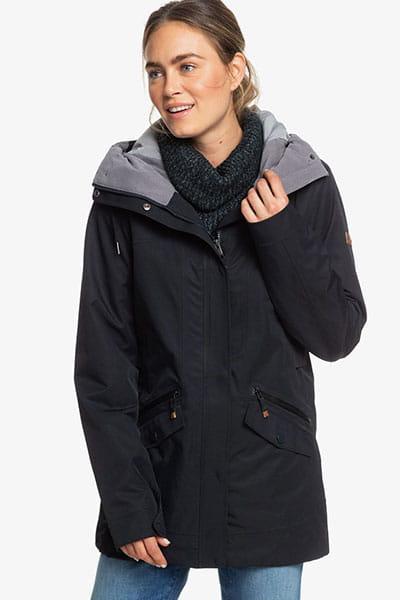 Черный женская куртка stellar spindye®