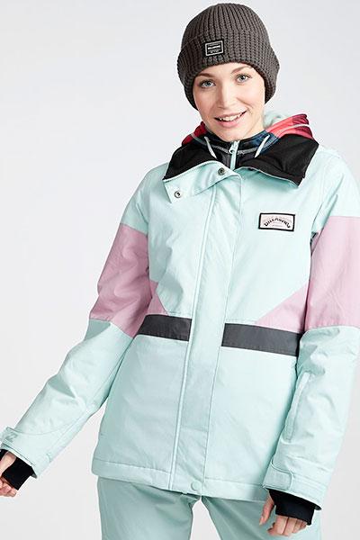 Куртка сноубордическая Q6JF03-BIF9 Blue Haze