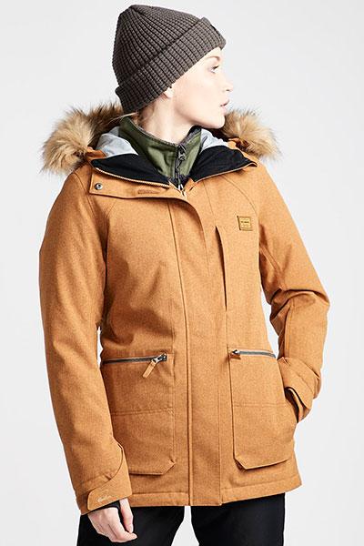 Куртка сноубордическая Q6JF08-BIF9 Beeswax