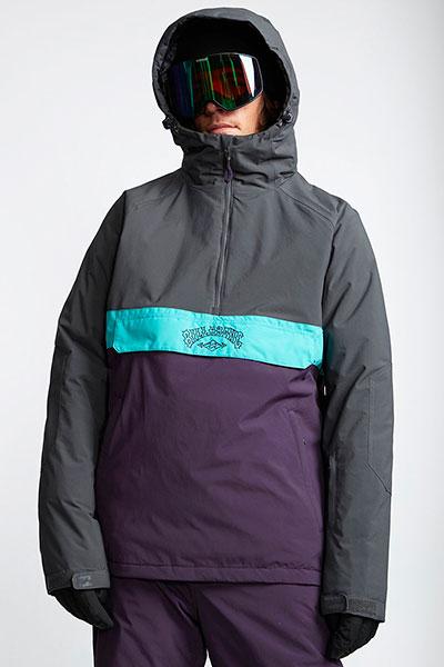 Анорак сноубордический Q6JM15-BIF9 Dark Purple