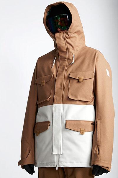 Куртка сноубордическая Q6JM16-BIF9 Ermine