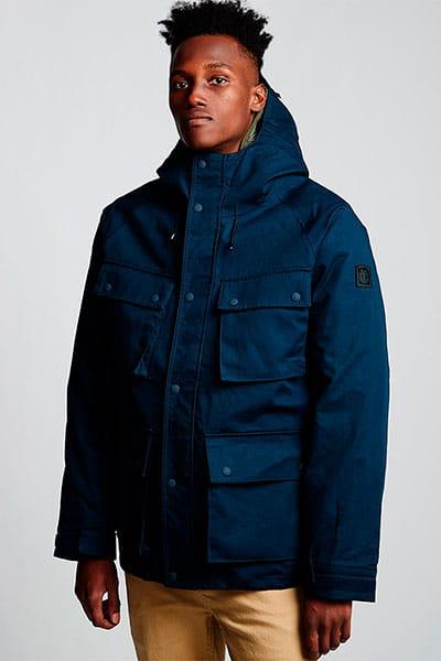 Муж./Одежда/Верхняя одежда/Парки Парка Element Overlook Eclipse Navy