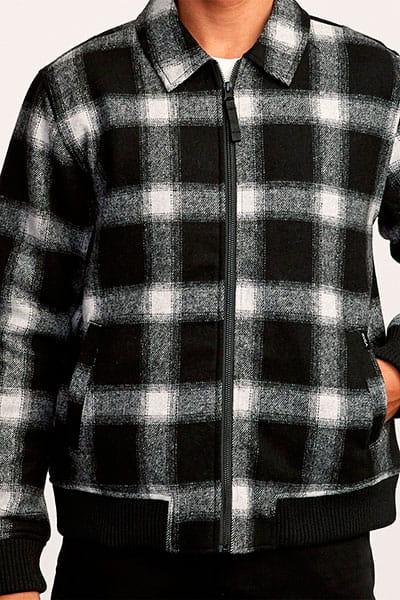 Муж./Одежда/Верхняя одежда/Бомберы Бомбер RVCA Kickin