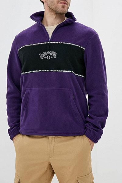 Толстовка кенгуру Q6SM05-BIF9 Dark Purple