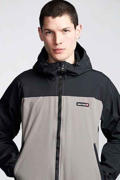 Муж./Одежда/Верхняя одежда/Демисезонные куртки КУРТКА  Element  PRIMO STORM FRONT FLINT BLACK