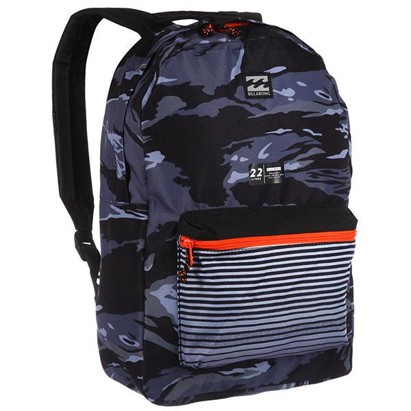 Рюкзак городской Q5BP01-BIF9 Black Camo