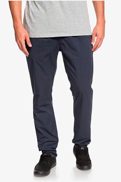 Зеленый мужские брюки hue hiller