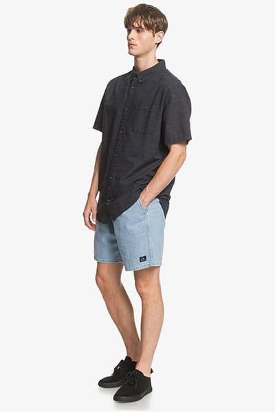 Муж./Одежда/Рубашки/Рубашки с коротким рукавом Мужская рубашка с коротким рукавом Firefall