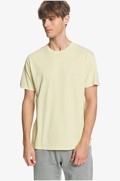 Темно-розовый мужская футболка acid sun