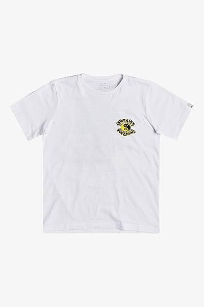 Белый детская футболка x ray caf?
