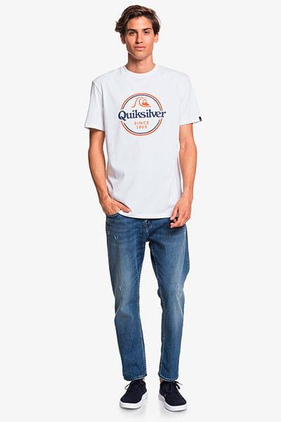 Муж./Одежда/Футболки/Футболки Мужская футболка Quiksilver Words Remain