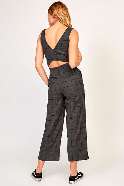 Жен./Одежда/Платья и комбинезоны/Комбинезоны Комбинезон женский Rvca Thai Tie 6990