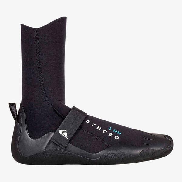 Муж./Серф и вейкборд/Гидрообувь/Гидрообувь Мужские неопреновые ботинки 3mm Syncro