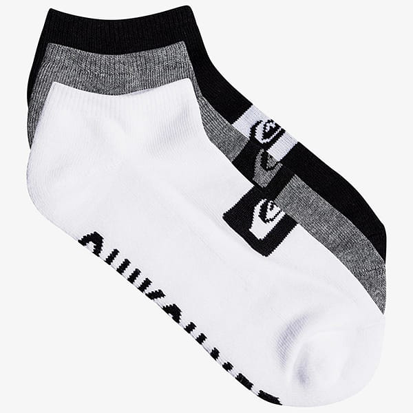 Короткие носки Quiksilver (3 пары)