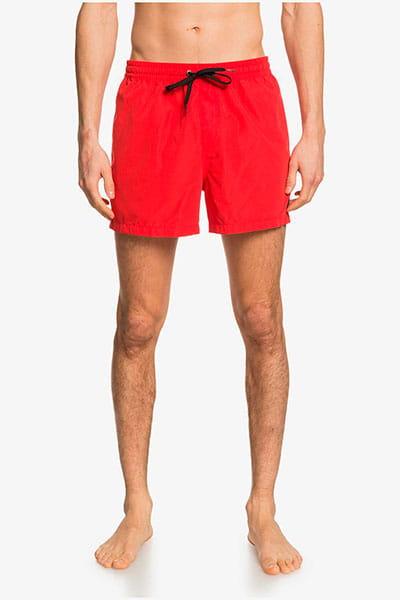 """Бордовый мужские плавательные шорты everyday 15"""""""