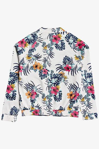 Дев./Девочкам/Одежда/Демисезонные куртки Детский бомбер Roxy Like I Do