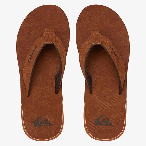 Муж./Обувь/Сланцы/Сланцы Мужские сланцы Carver Nubuck