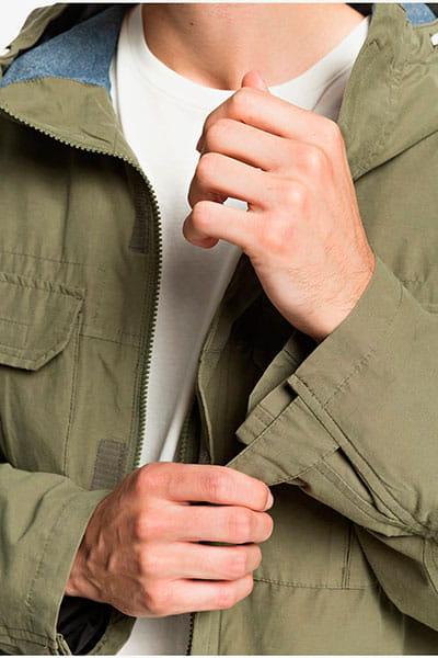 Муж./Одежда/Верхняя одежда/Парки Мужская парка Fresh Evidence