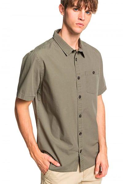 Муж./Одежда/Рубашки/Рубашки с коротким рукавом Мужская рубашка с коротким рукавом Taxer