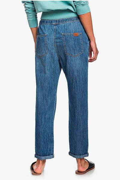 Жен./Одежда/Джинсы и брюки/Джинсы широкие и расклешенные Женские свободные джинсы Slow Swell