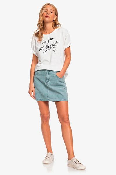 Жен./Одежда/Футболки, поло и лонгсливы/Футболки Женская футболка Follow Me To The Beach A