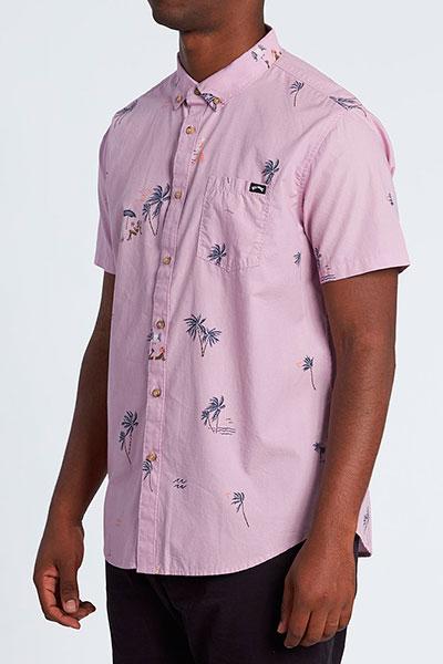 Муж./Одежда/Рубашки/Рубашки с коротким рукавом Рубашка с коротким рукавом Sundays Mini