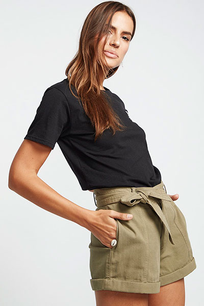 Жен./Одежда/Шорты/Повседневные шорты Шорты с высокой талией Day After Day