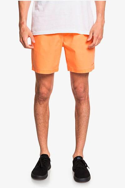 """Оранжевый мужские шорты taxer 17"""""""