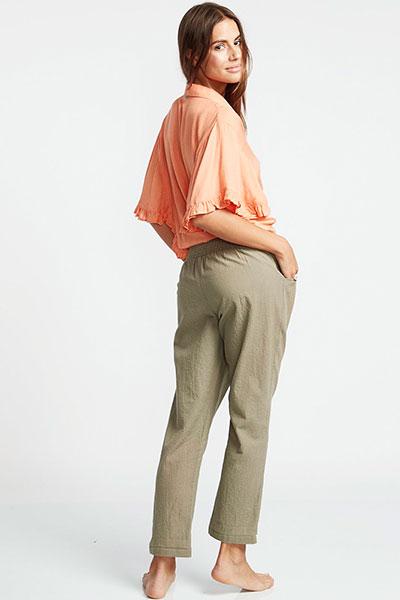 Жен./Одежда/Джинсы и брюки/Широкие брюки Штаны High Sun