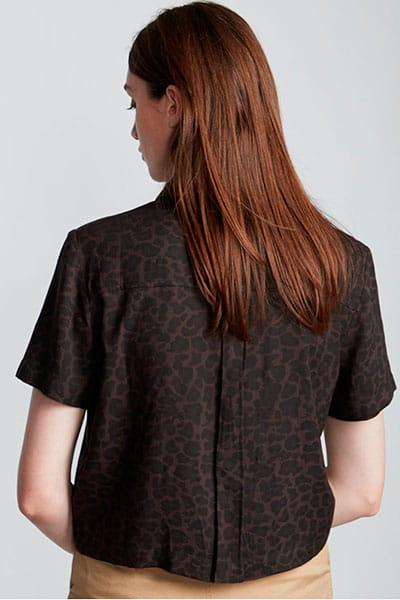 Жен./Одежда/Рубашки/Рубашки с коротким рукавом Рубашка Ramblin