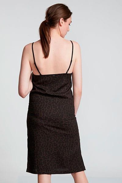 Жен./Одежда/Платья и комбинезоны/Платья Женское платье с V-образным вырезом на груди Roberta