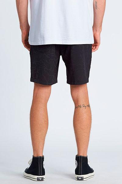"Муж./Одежда/Шорты/Спортивные шорты Спортивные шорты Surftrek Rflx Elastic 18"""