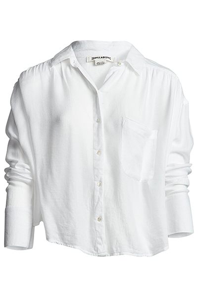Жен./Одежда/Блузы и рубашки/Блузы Рубашка с длинным рукавом Billabong Sweet Moves