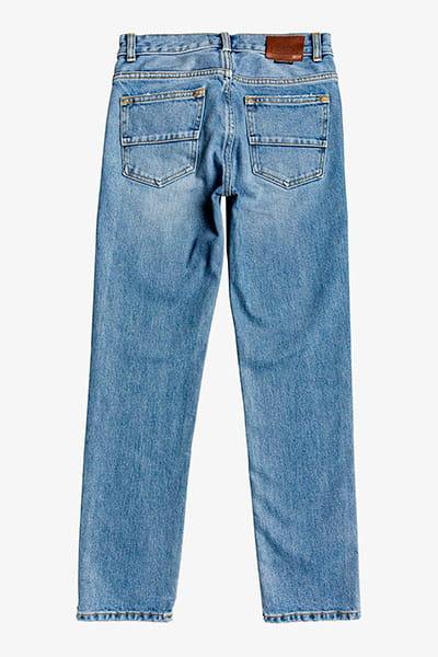 Мал./Мальчикам/Одежда/Джинсы и брюки Детские прямые джинсы Modern Wave Salt Water
